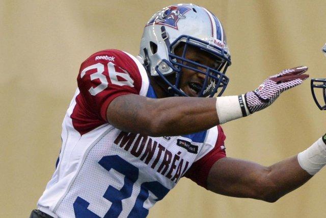 Le maraudeur Daryl Townsend a été nommé le... (Photo Fred Greenslade, Reuters)