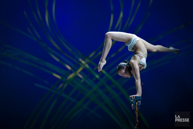 Le Cirque du Soleil présentera sa toute nouvelle création, Kurios - Cabinet... (Photo André Pichette, archives La Presse)