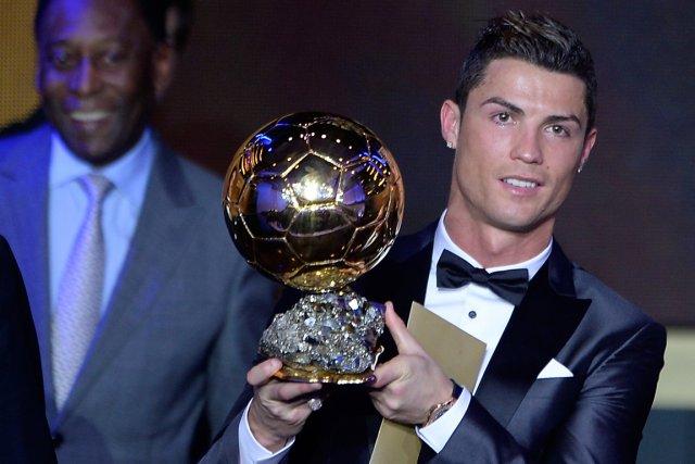 Cristiano Ronaldo a marqué 69 buts en 59... (Photo Fabrice Coffrini, AFP)