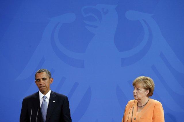 Selon leSüddeutsche Zeitung, les Américains se refuseraient par... (Photo Kevin Lamarque, Reuters)