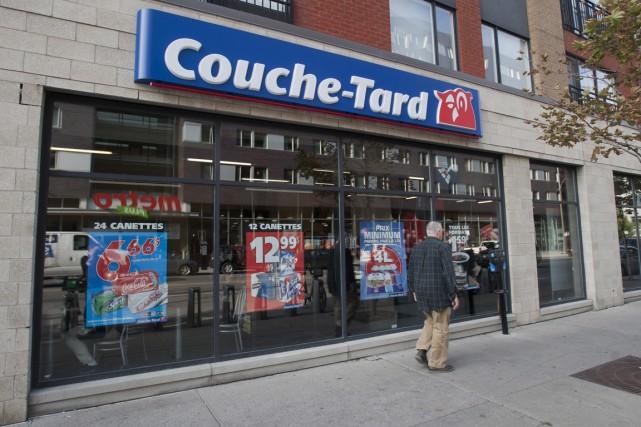 Couche-Tard explique la hausse des profits par une... (PHOTO ARCHIVES LA PRESSE CANADIENNE)