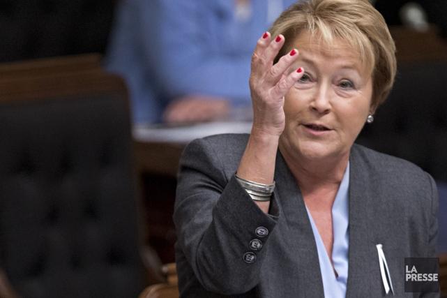 Le cabinet de Pauline Marois s'inspirera des recommandations... (PHOTO IVANOH DEMERS, ARCHIVES LA PRESSE)