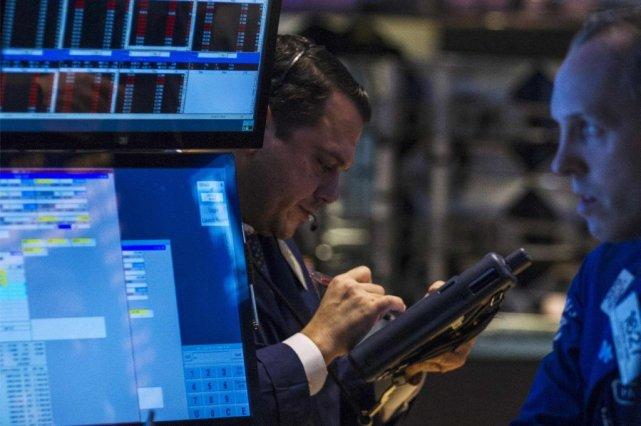 La Bourse de New York, profitant d'un bon indicateur américain, a mis un terme... (PHOTO BRENDAN MCDERMID, REUTERS)