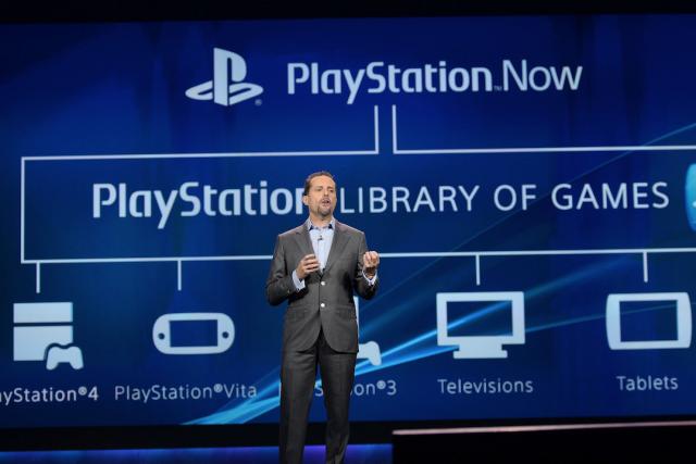 Sony lancera cette année PlayStation Now, un service...