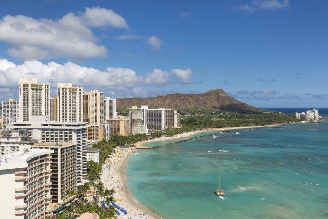 Honolulu, Hawaï.... (Photo Digital/Thinkstock)
