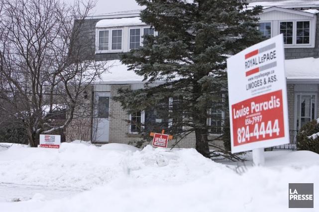 À Toronto, les prix sont presque revenus à... (Photo Alain Roberge, archives La Presse)
