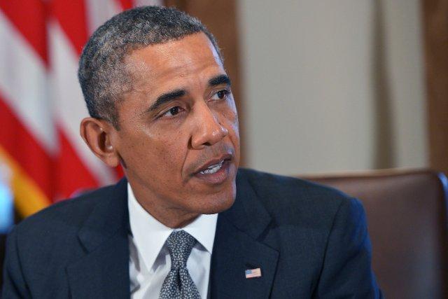 Le président Barack Obama devait dévoiler vendredi sa réforme des programmes... (Photo MANDEL NGAN, AFP)