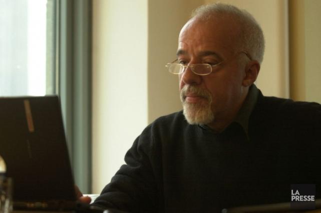 Paulo Coelho... (Photo: Martin Chamberland, archives La Presse)