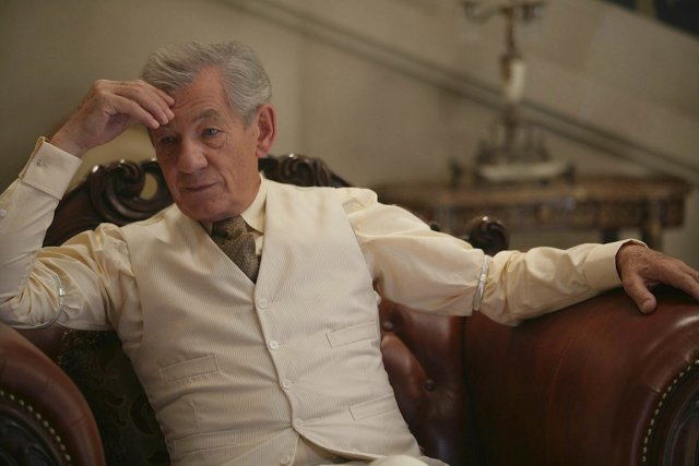 L'acteur britannique Ian McKellen, qui ne cache pas son... (Photo AP/AMC)