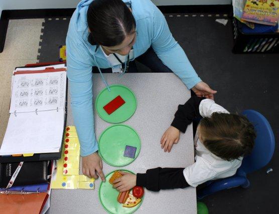 Les séances d'intervention comportementales aideraient è prévenir des... (Photo archives The Boston Globe)