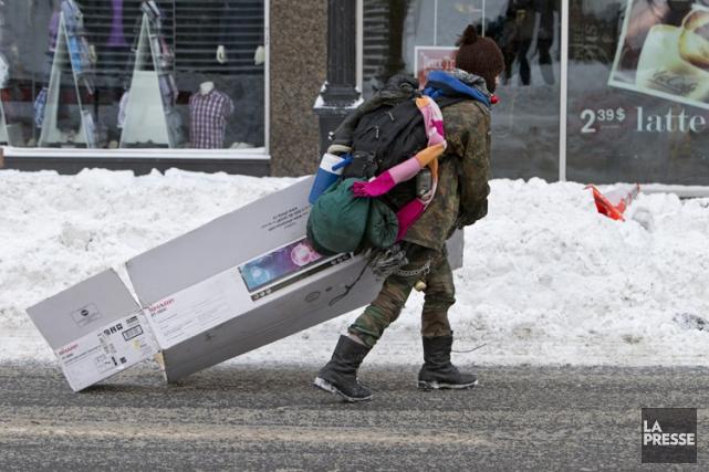 La ville de Montréal consacre environ 1,6 million... (PHOTO ROBERT SKINNER, ARCHIVES LA PRESSE)