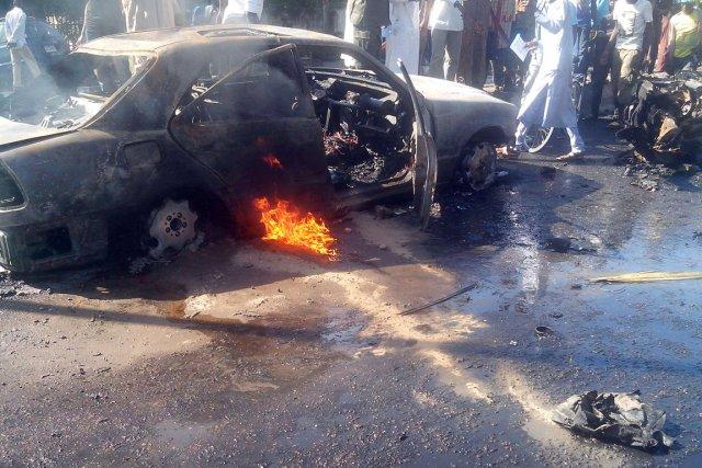 Pour l'armée, l'attentat, survenu dans la ville musulmane... (PHOTO AFP)