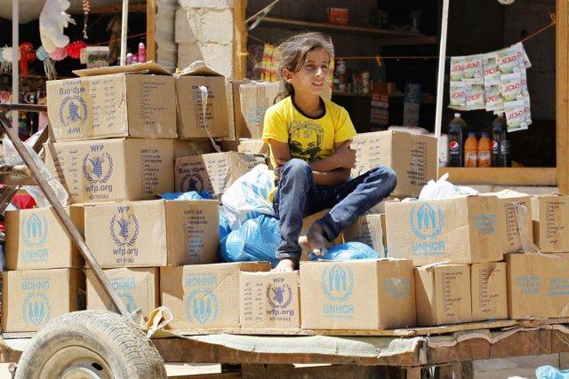 «Près de 9,3 millions d'individus ont besoin d'une... (PHOTO MUHAMMAD HAMED, ARCHIVES REUTERS)