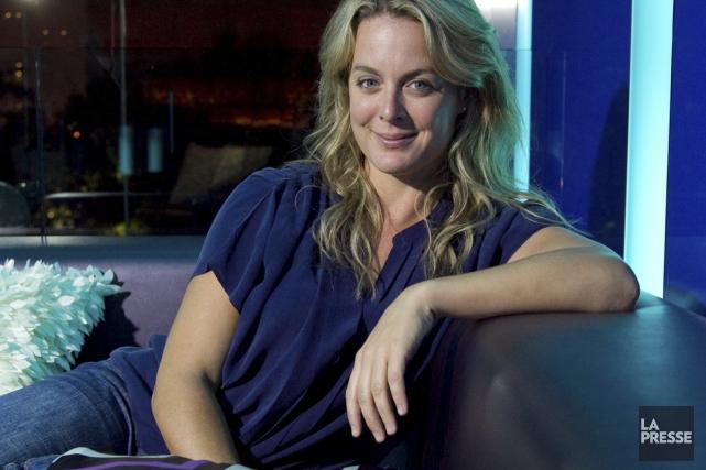 Julie Le Breton... (Photo: Hugo-Sébastien Aubert, archives La Presse)