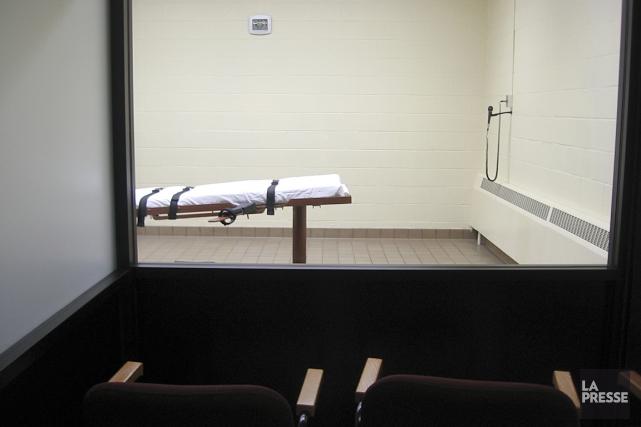 L'an dernier, le Maryland a aboli la peine... (PHOTO CAROLINE GROUSSAIN, ARCHIVES AFP)