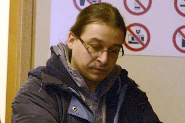 Dave Girard... (Jeannot Lévesque)