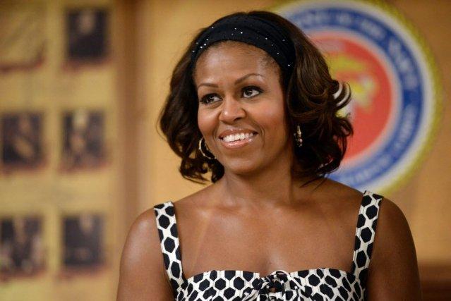 Michelle Obama affirme ne pas être «obsédée» par... (PHOTO JEWEL SAMAD, AFP)