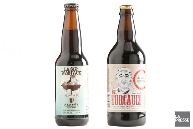 Vous aimez les scotch ales, ces bières brunâtres aux parfums caramélisés et aux... (PHOTO HUGO-SÉBASTIEN AUBERT, LA PRESSE)