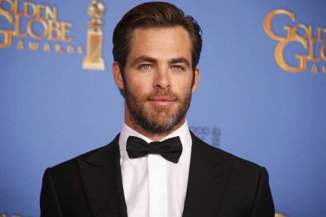 Chris Pine... (Photo: Reuters)