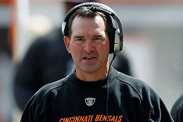 Mike Zimmer... (Photo d'archives)