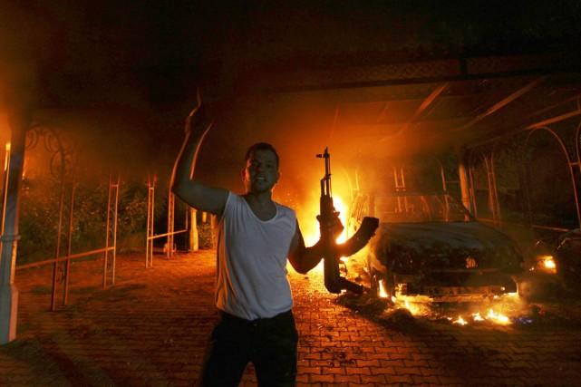 La double attaque qui a visé la mission... (PHOTO ESAM AL-FETORI, ARCHIVES REUTERS)