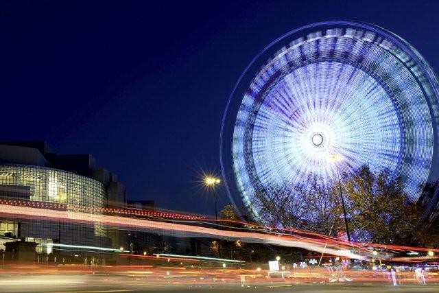 On dit que l'événement Paris face cachée est tout indiqué pour les touristes... (Photo Franck Fife, AFP)