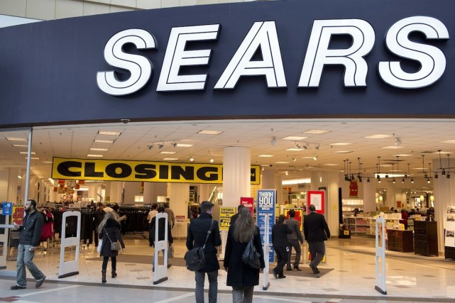 sears canada supprime plus de 1600 postes
