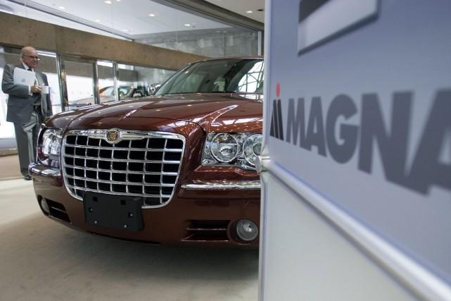 Magnacompte plus de 300 installations de fabrication et... (PHOTO Adrian Wyld, archives la presse canadienne)