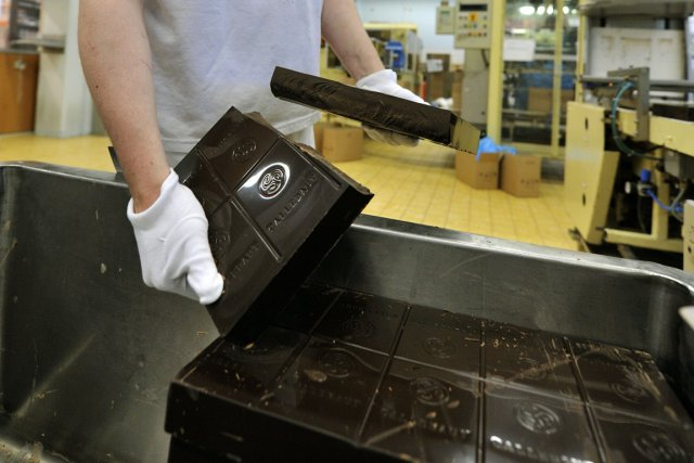 Barry Callebaut augmente sa capacité de traitement de... (PHOTO AFP)
