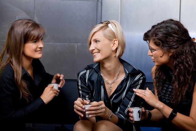 Cet exercice de speed dating, sur le modèle... (Photo Digital/Thinkstock)