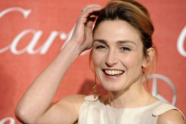 Julie Gayet... (Photo: archives AP)
