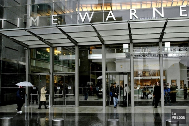 Time Warner a vendu son siège new-yorkais à... (PHOTO ARCHIVES REUTERS)