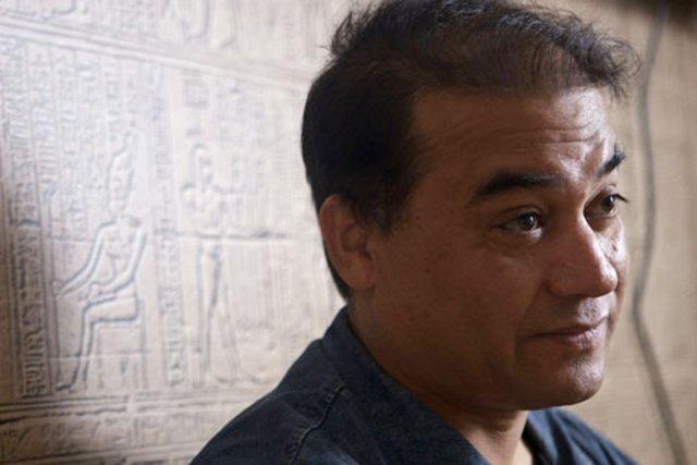 Ilham Tohti, 45 ans, est un économiste enseignant... (PHOTO UYGHURNORWEGIAN.ORG)