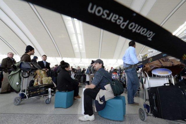 Air Canada avait choisi de cesser ses vols... (PHOTO AARON HARRIS, REUTERS)