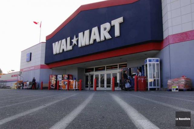 Wal-Mart va transformer son magasin de Shawinigan en... (Archives Le Nouvelliste)