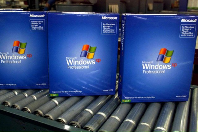 Windows XP a été à son époque un... (Photo AFP)