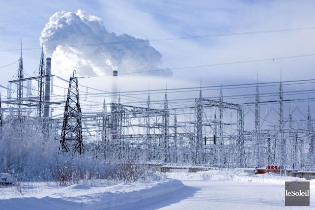 Hydro-Québec a annoncé en début de journée, mercredi, avoir battu un record de... (Photothèque Le Soleil)