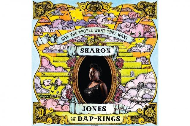 Avec ce sixième album, Sharon Jones, tient la promesse qu'elle avait faite à...