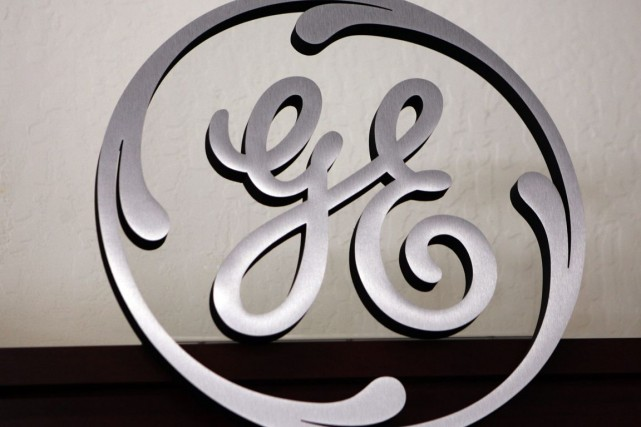 Le conglomérat américain General Electric (GE), baromètre de... (PHOTO ARCHIVES ASSOCIATED PRESS)