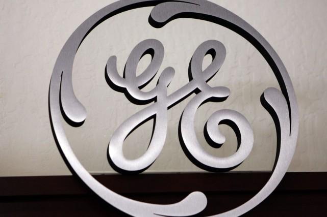 Le conglomérat General Electric, baromètre de l'industrie américaine, a publié... (PHOTO ARCHIVES ASSOCIATED PRESS)