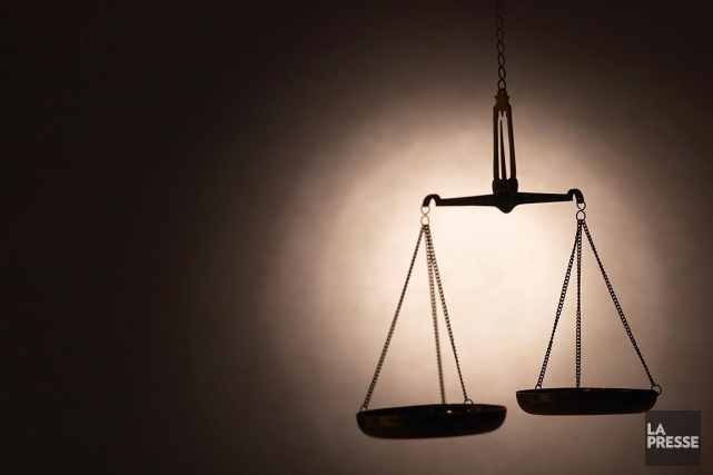 Un homme de 29 ans, arrêté mercredi à Mercier, en Montérégie, a été accusé de... (Photothèque La Presse)