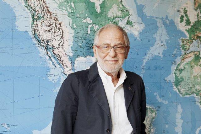 Réjean Dionne, le chef de la direction du... (Photo fournie par le Groupe ALDO)