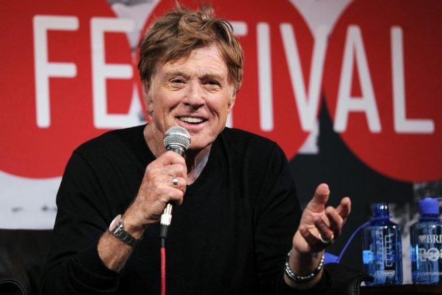 Robert Redford au Festival de Sundance.... (Photo: AP)