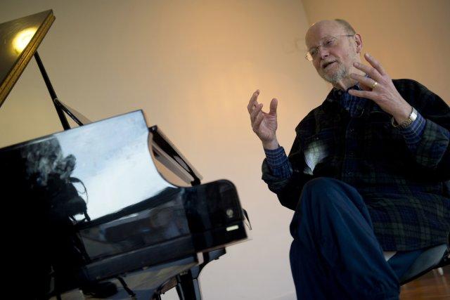 Auteur de plus de 260 compositions pour orchestres,... (Photo: AFP)