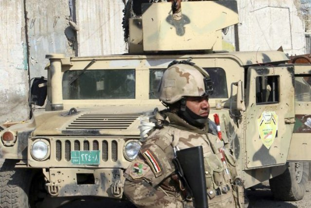 Malgré le retrait de ses troupes d'Irak fin... (PHOTO ALI AL-SAADI, AFP)