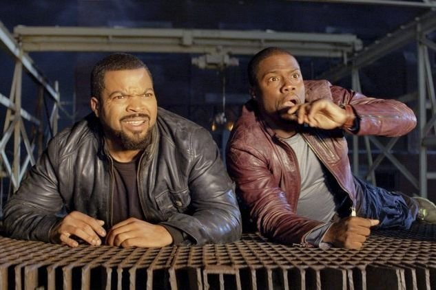 Ice Cube et Kevin Hart dans Ride Along.... (Photo: fournie par Universal Pictures)