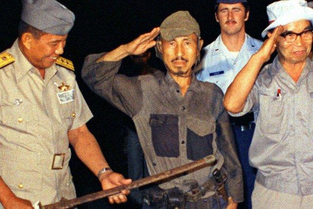 Hiroo Onoda était le dernier de ces dizaines... (PHOTO ARCHIVES REUTERS/KYODO)
