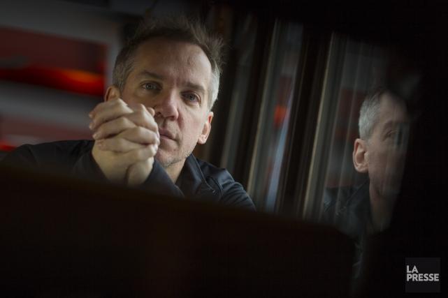 Le cinéaste québécois Jean-Marc Vallée.... (PHOTO IVANOH DEMERS, archives LA PRESSE)