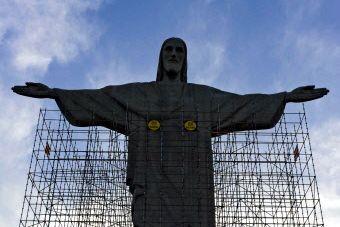 Le Brésil est le plus grand pays catholique... (Photo d'archives AFP)