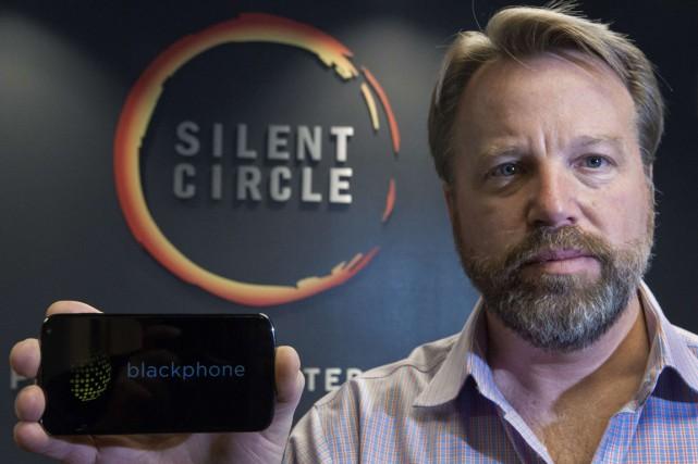 Mike Janke dirige l'entreprise Silent Circle qui a... (Photo Paul J. Richards, AFP)
